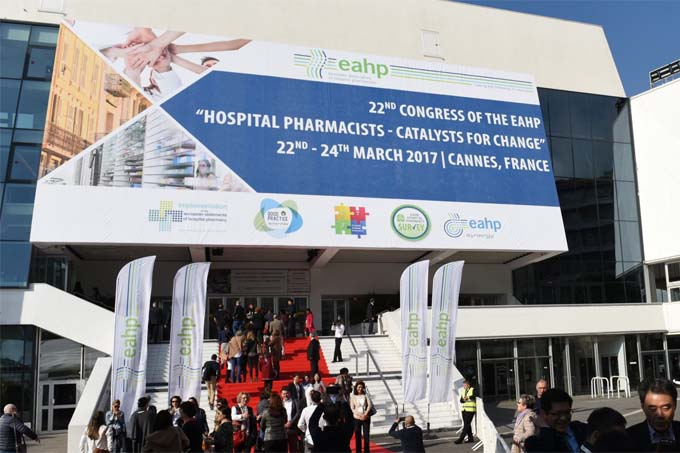 EAHP cannes 2017